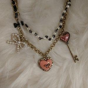 Betsy Johnson Necklace